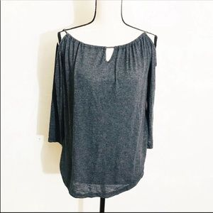 Michael Star Long Sleeve Top One Size